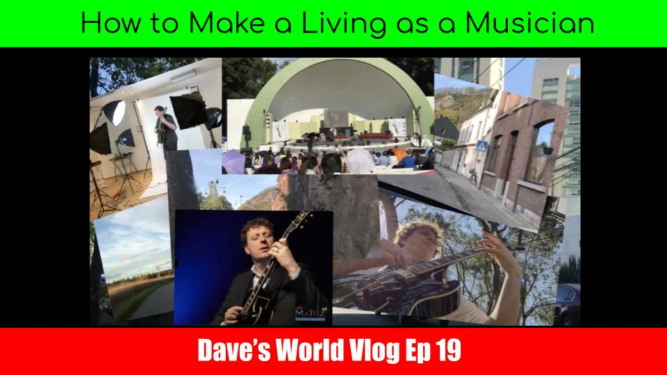 How to make a living as a musician